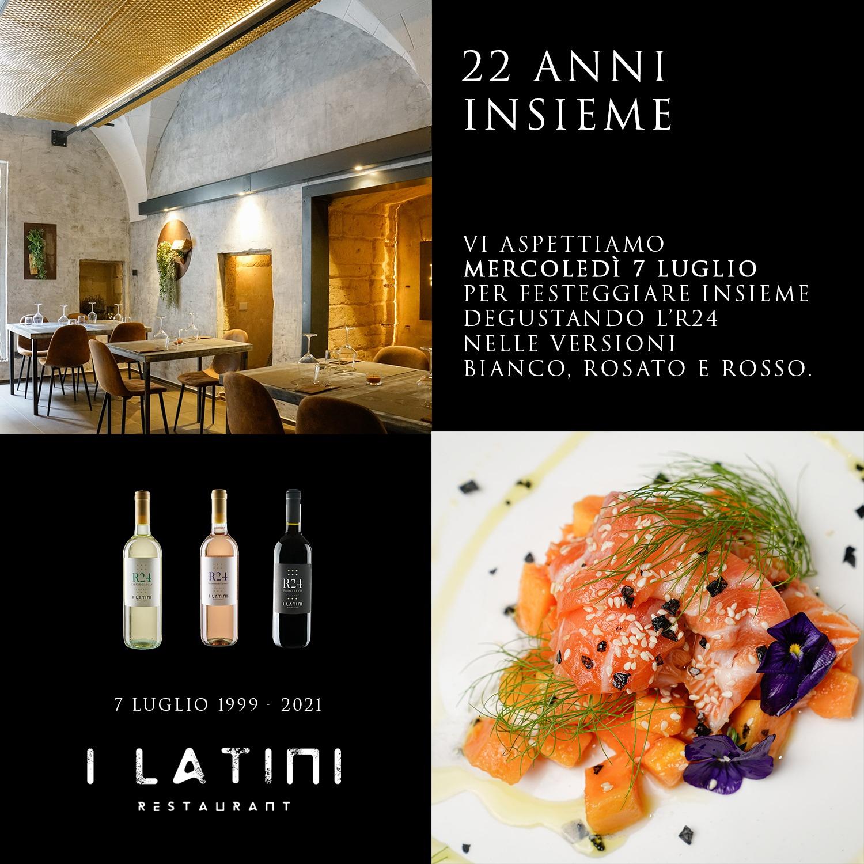 anniversario i latini ristorante